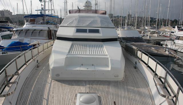 Bristol II of Beaulieu Charter Yacht - 3