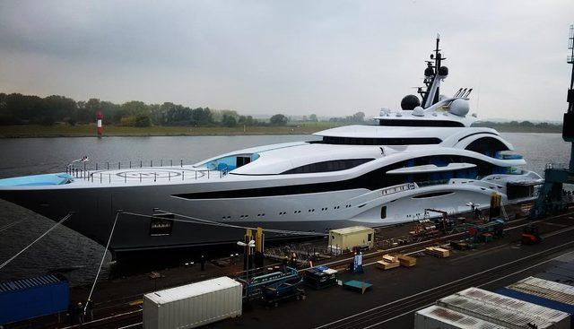 Al Lusail Charter Yacht - 5