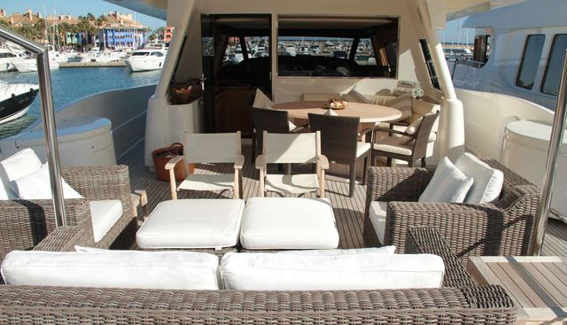 Malvasia II Charter Yacht - 4