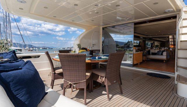 Estia Yi Charter Yacht - 4