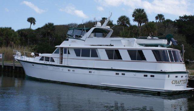 Chapter II Charter Yacht - 7