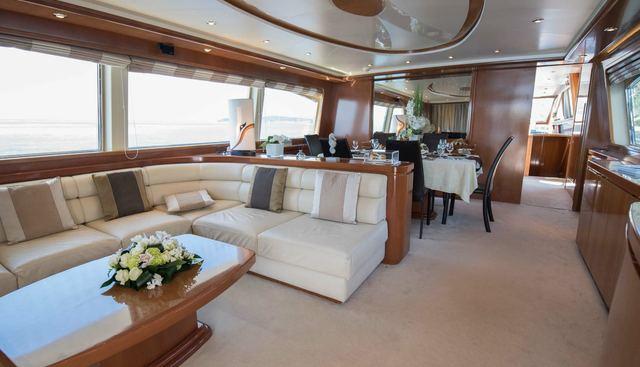 Leonida 2 Charter Yacht - 6