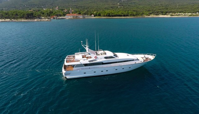 Bora Bora II Charter Yacht - 2
