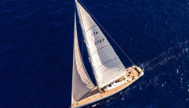 Quinta Santa Maria Charter Yacht - 5