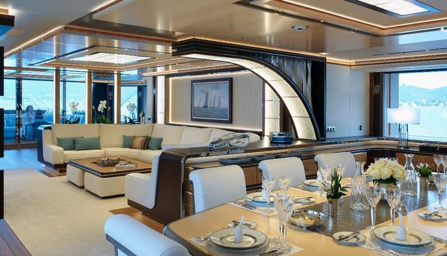 Galactica Super Nova Charter Yacht - 4