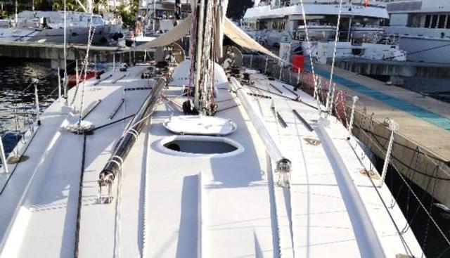 Rob Humphrey Maxi Charter Yacht - 2