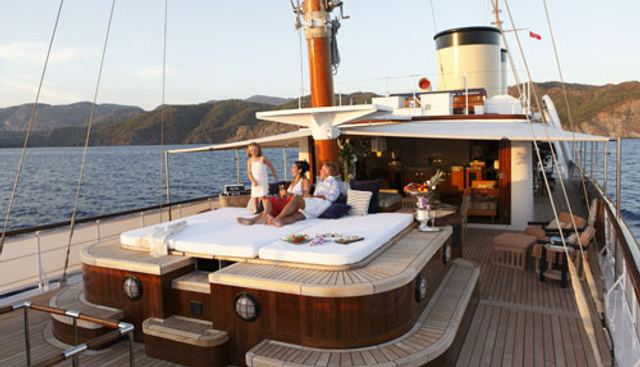 Talitha Charter Yacht - 6