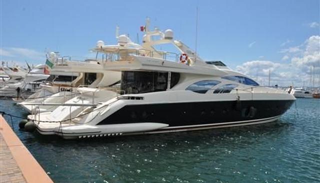 Crystal Charter Yacht - 3