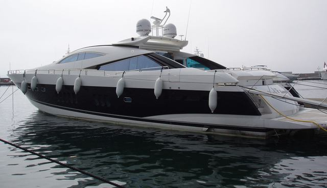Hydrogen Viking Charter Yacht