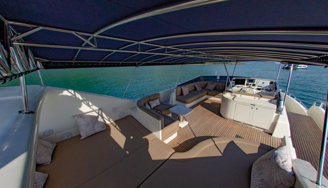Say Yes Charter Yacht - 7