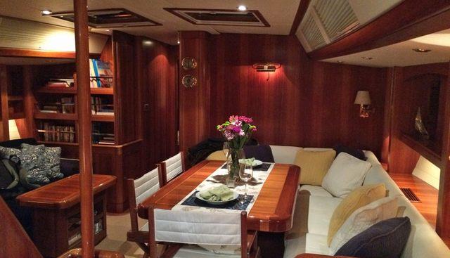 Luna Danns Charter Yacht - 4