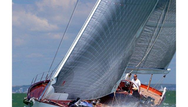Spirit of Galatea Charter Yacht