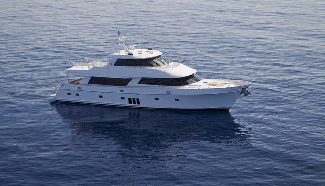 Wiggle Room Charter Yacht