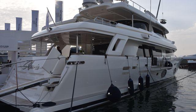 Saloomie Charter Yacht - 3