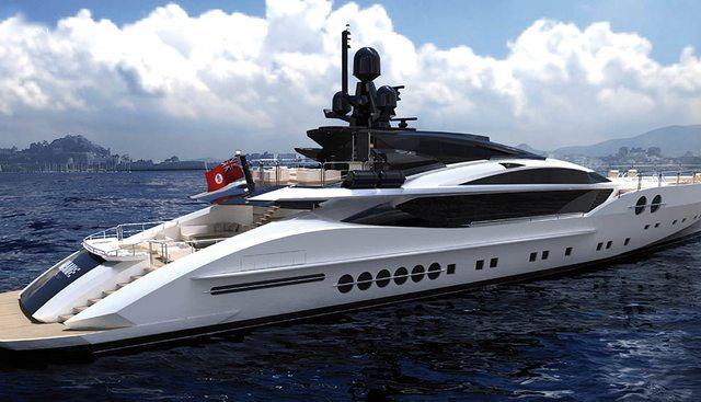 Sanam Charter Yacht