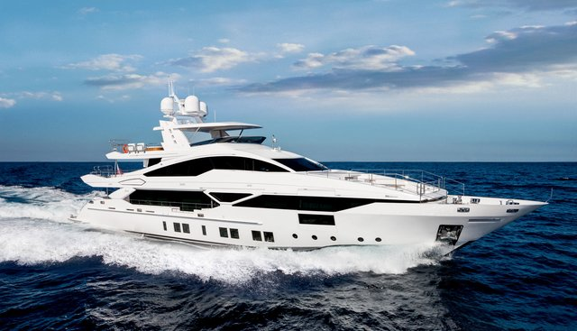 New Waves Charter Yacht