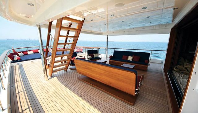Fly Me To The Moon Charter Yacht - 6