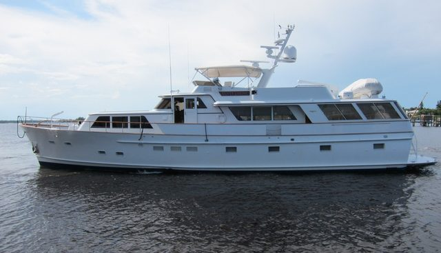 Silver Lining Charter Yacht - 3
