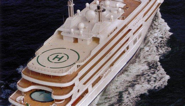 Al Salamah Charter Yacht - 3