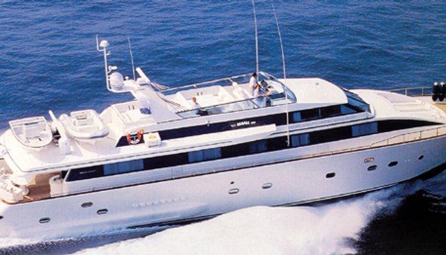 Mana Charter Yacht - 2