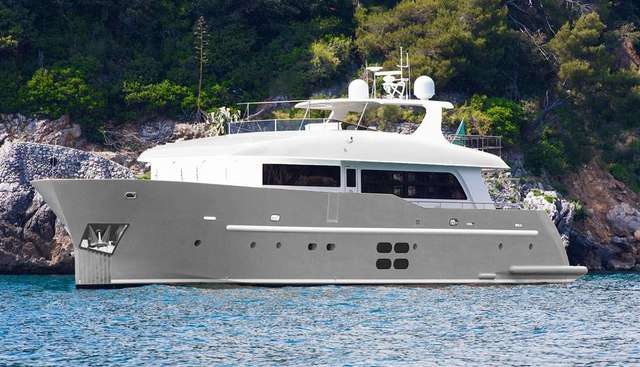 Mr Gu Charter Yacht
