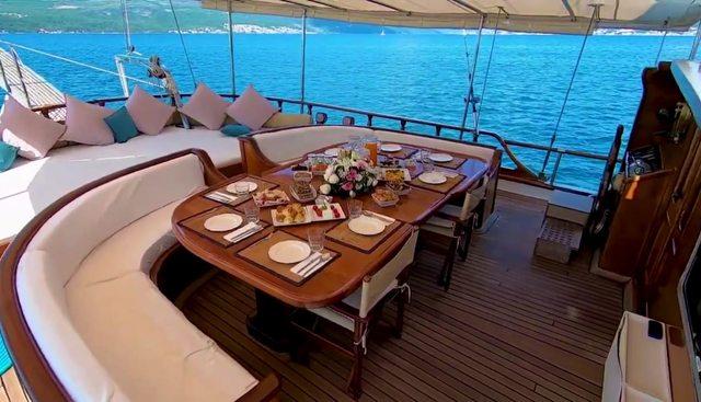 Kaptan Sevket Charter Yacht - 3