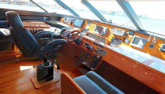 Colleena J Charter Yacht - 3