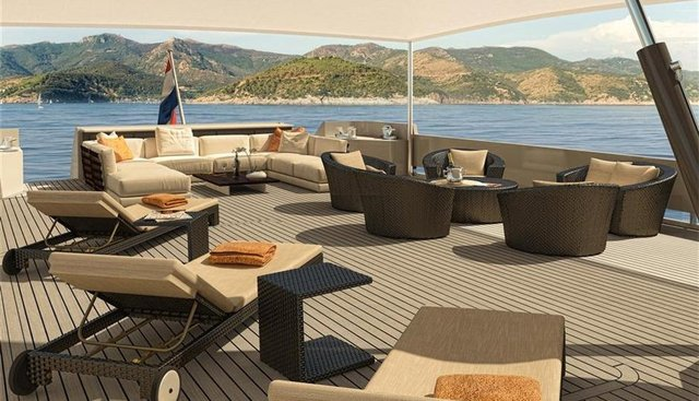 YXT One Charter Yacht - 7