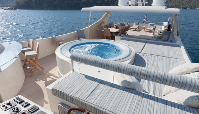 Joan's Beach Charter Yacht - 3