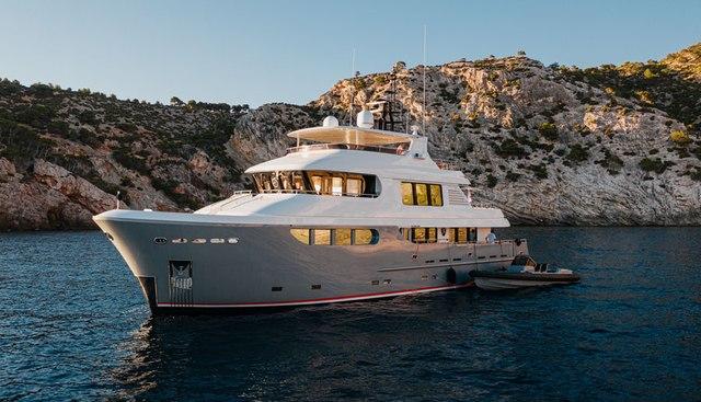 Seal Charter Yacht