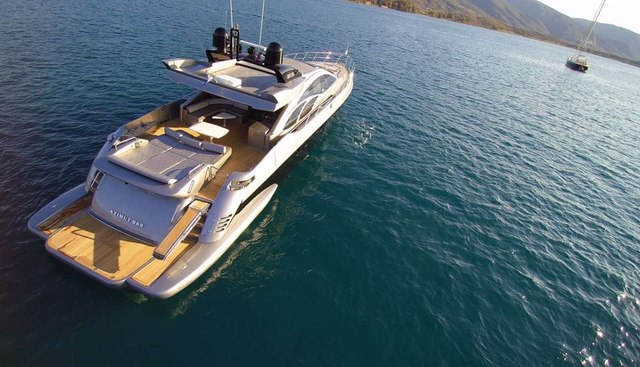 Super Toy Charter Yacht - 5