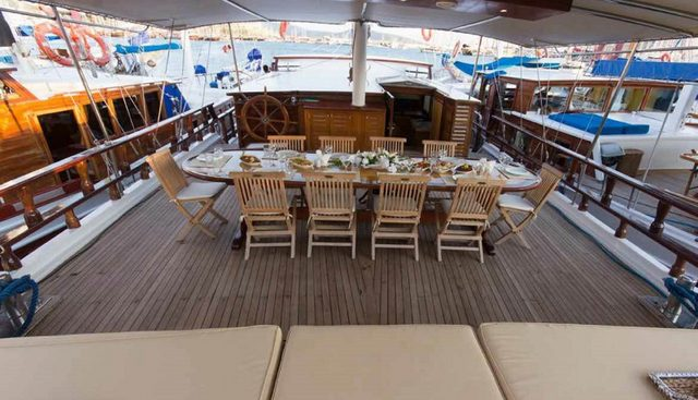 Harmonia Charter Yacht - 2