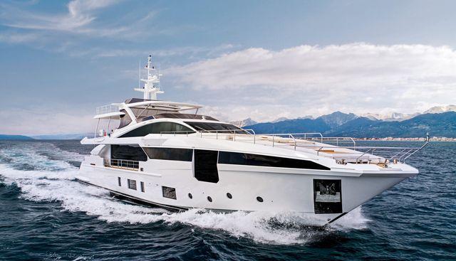 Tuma Charter Yacht