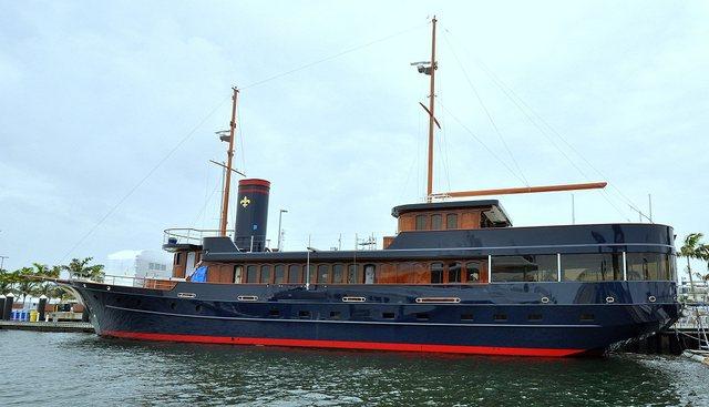 Lady Bahi Charter Yacht - 2