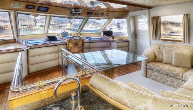 Fayza Charter Yacht - 5