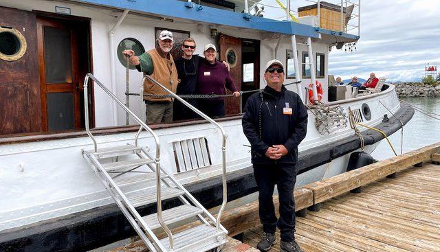 Sacajawea Charter Yacht - 5
