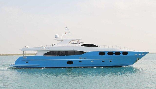 Sea Horse Charter Yacht