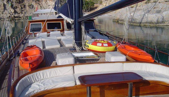 Kaptan Sevket Charter Yacht - 2
