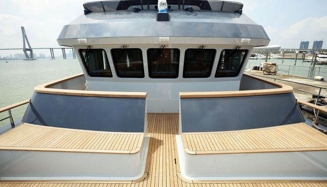 Beyond Capricorn Charter Yacht - 4