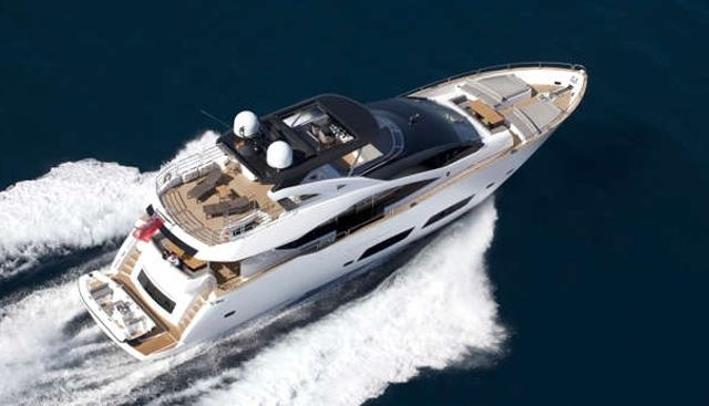 Play the Game Charter Yacht - 5