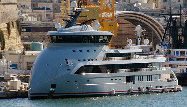 Olivia O Charter Yacht - 2