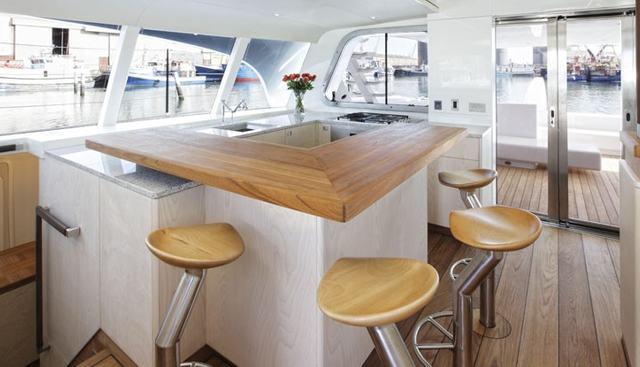 Tigerlily Charter Yacht - 3