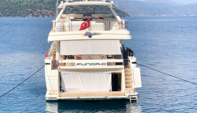 Funda D Charter Yacht - 5