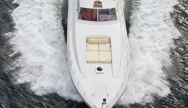 LUCE ONE Charter Yacht - 3