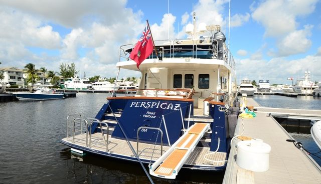Perspicaz Charter Yacht - 3