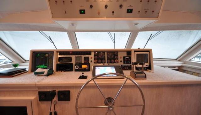 Chapter II Charter Yacht - 4