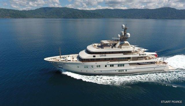 Polar Star Charter Yacht