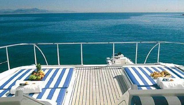 Ellery Charter Yacht - 3