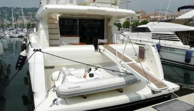 d'Artagnan Charter Yacht - 5