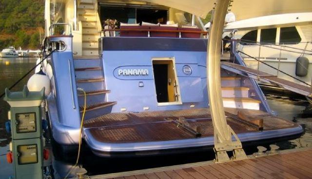 Panama Charter Yacht - 4